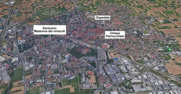saronno satellitare