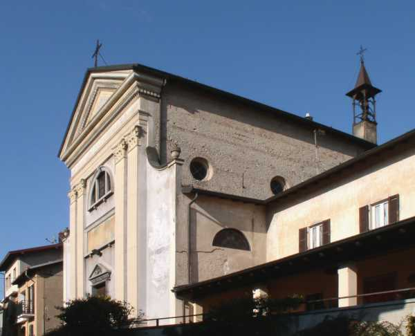 calcinate chiesa nazaro celso